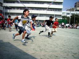 卒園生競技