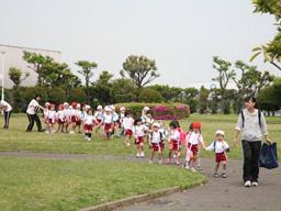 年中遠足:森ヶ崎公園(2)