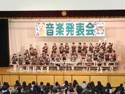 音楽発表会(2)