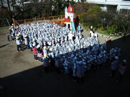 避難訓練(2)